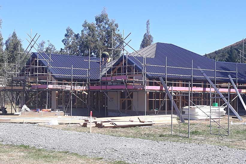 new roof rib profile auckland